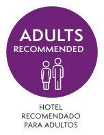 Recomendado para adultos Hotel Venus