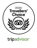 Tripadvisor Certificate of Excellence Hotel Galúa