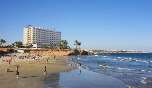Views of the Servigroup La Zenia Hotel