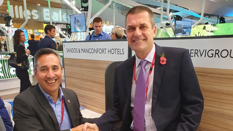 Meeting between Servigroup Hotels and Jet2holidays
