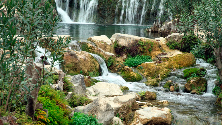 What to see in the Fuentes de Algar