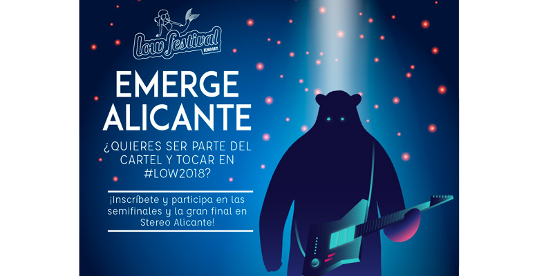 Emerge Alicante Low Festival 2018