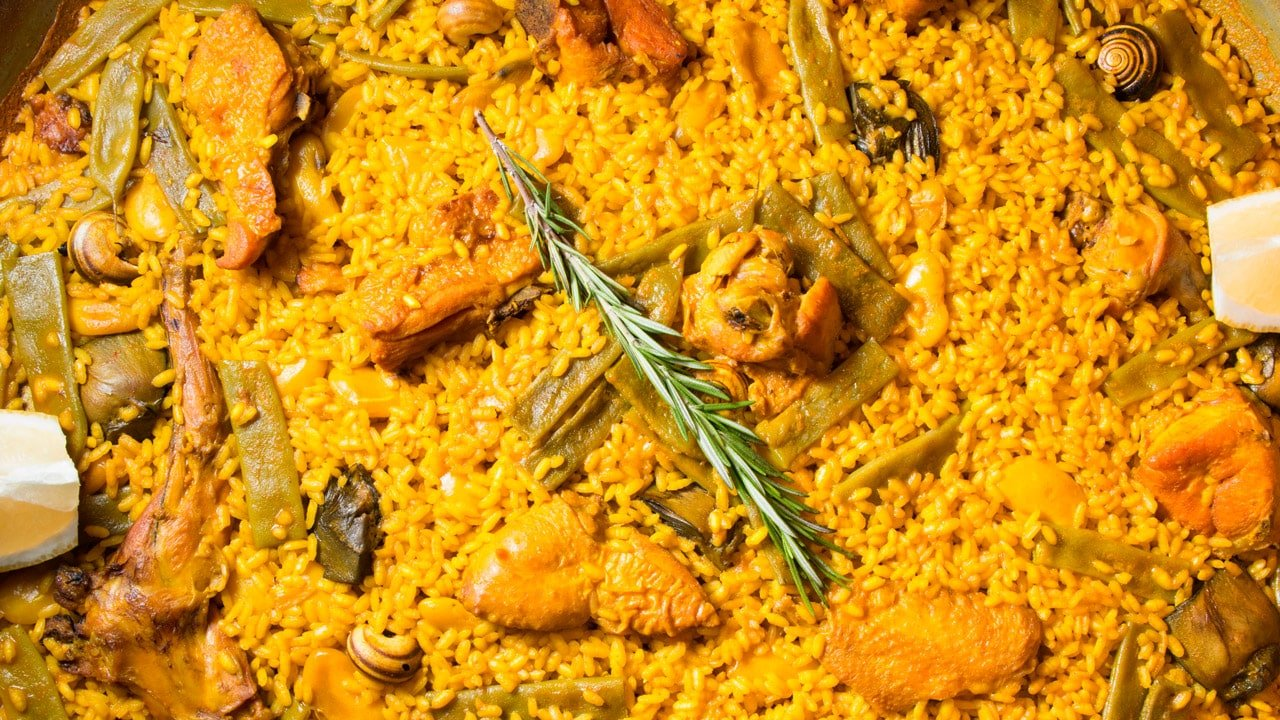 Paella valencienne Servigroup